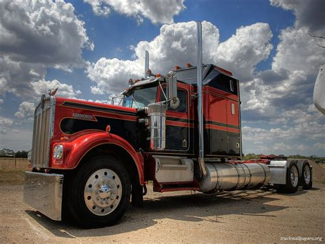 kenworth semi trucks wallpapers kenworth truck wallpapers