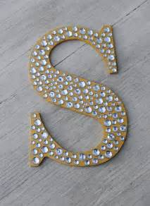 Decor Letters 9 Sparkle Gold Bling Decorative Wall Letters Wedding