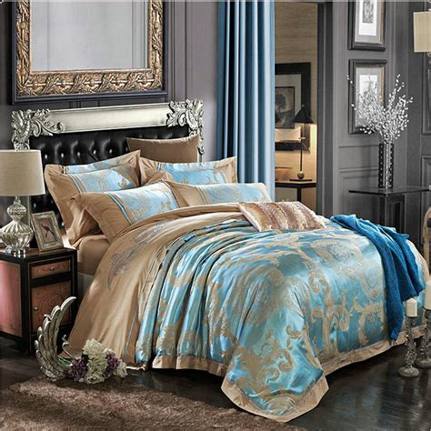 Blue And Gold Bedding Sets Fancy Blue And Gold Duvet Cover 20 In Bohemian Duvet Covers With Blue And Gold Duvet Cover 14925