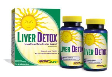 Side Effects Of Renew Liver Detox by Liver Detox Renew Vitasouth