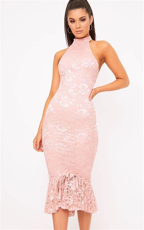 Dress Lace Pink Black lace dresses black white pink dresses