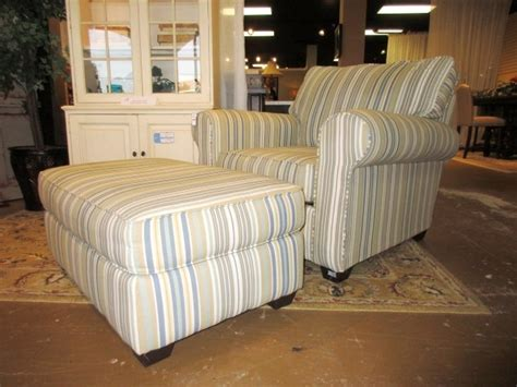 striped chair and ottoman striped chair w ottoman at the missing