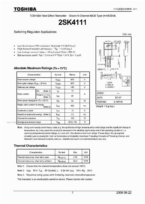 transistor k30a datasheet k4111 481470 pdf datasheet ic on line