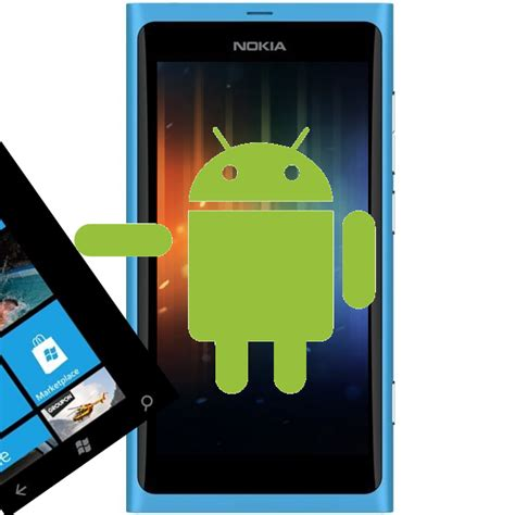 Microsoft Lumia Android android on the nokia lumia 710 and 800 comes a step closer