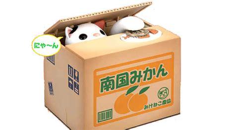 Celengan Kucing Itazura Kitten Coin Bank japan trend shop itazura bank pet coin box