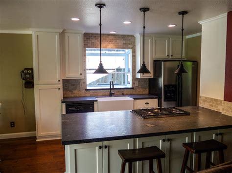 Kitchen Cabinet Refacing Sacramento by Orcutt Kitchen Remodel After