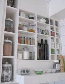 kitchen storage shelves ideas kitchen storage jars a great way of organizing