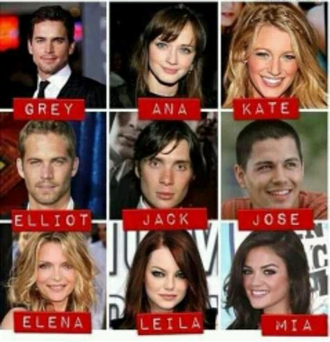 Cast Fifty Shades Of Grey Elena | 17 best images about 50 shades on pinterest trucker