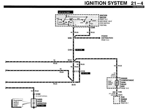 diagram ther with ford ranger wiring on for diagram free