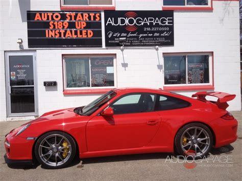 Audio Garage Fargo Nd by 2012 Porsche 911 Gt3 The Audio Garage
