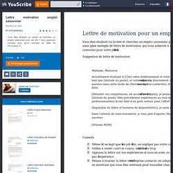 Exemple De Lettre De Motivation Ikea Lettre De Motivation Ikea Employment Application
