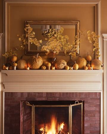 martha stewart fall decorations jen uinely inspired fall decorating ideas