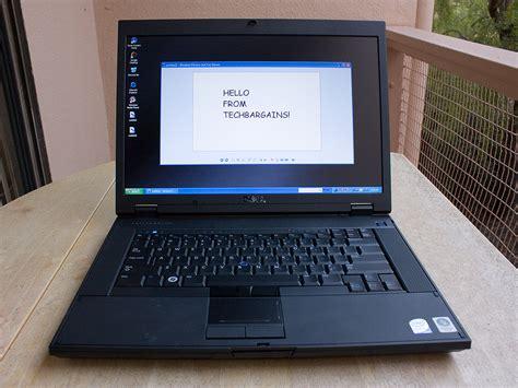 Laptop Dell E5500 dell latitude e5500 review techbargains