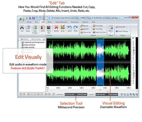 song editor free audio editor easy to use free audio editor software