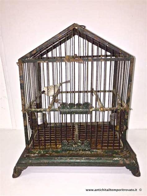 gabbie antiche per uccelli antichit 224 il tempo ritrovato antiquariato e restauro