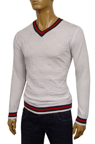 Baju Sweater Gucci Branded Murah Fit Xl mens designer clothes gucci mens v neck fitted sweater 19