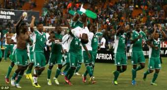 Mba West South Africa by Sunday Mba Nigeria S Cup Of Nations Win Is A