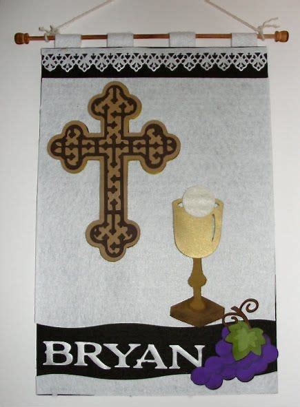 first communion templates for banners 25 best images about first communion banner ideas on