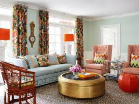 colorful living room decor 20 colorful living rooms to copy hgtv