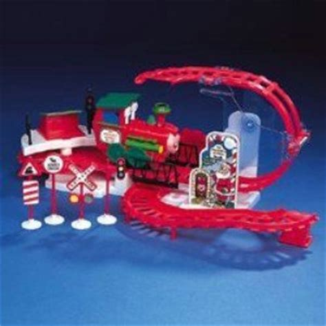 amazon com musical north pole express train set by kurt