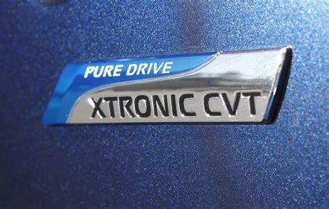 nissan xtronic cvt transmission  fire performancedrive