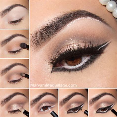 tutorial makeup eyes a collection of the best natural makeup tutorials for