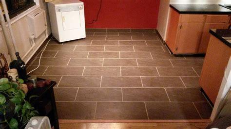 my kitchen re do porcelain tile floors in kitchen dining room remodel tiled floor 12x24 italian