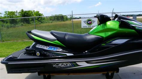 Shannons Imports 2011 Kawasaki Ultra 300x Review 2013 Kawasaki Jetski Ultra 300x With 300 Horsepower