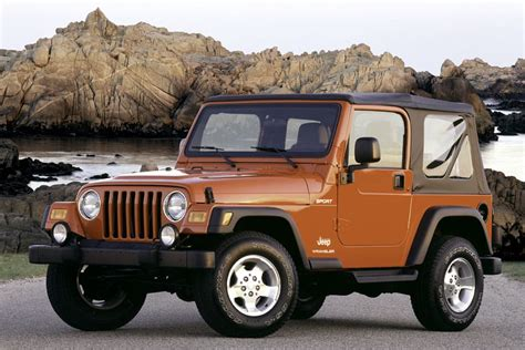 2004 Jeep Wrangler Reviews 2004 Jeep Wrangler Reviews Specs And Prices Cars