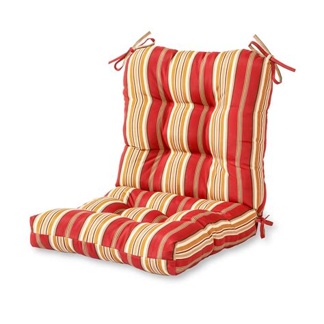 Chair Cushions Kmart by Greendale Home Fashions Outdoor Seat Back Chair Cushion