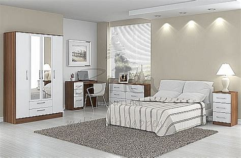 walnut and white gloss bedroom furniture walnut and white gloss bedroom furniture 28 images