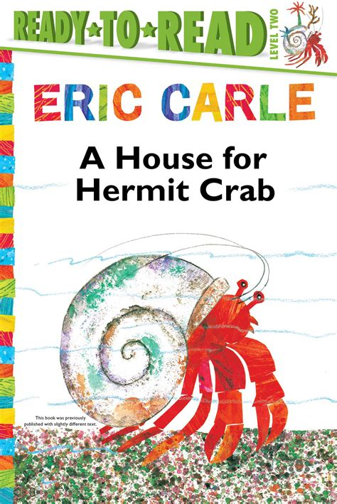 a house for hermit crab eric carle official publisher page simon schuster uk
