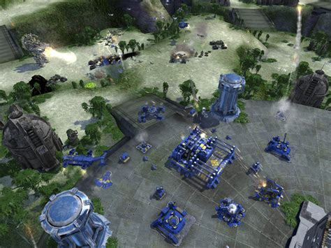 supreme commander 3 supreme commander 2 images screenshots gamegrin