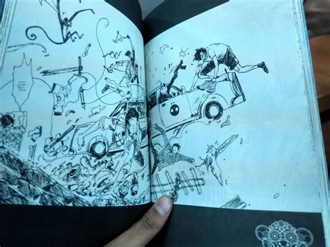 ulasan komik kosmik mook vol 2 kaori nusantara