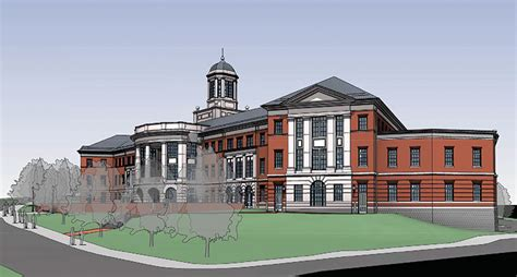 Liberty Mba Graduates by Religion Demolition Begins Paving Way For New School