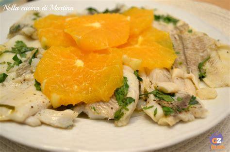 come cucinare filetti di platessa platessa all arancia