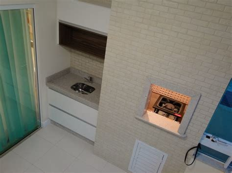 azulejo que imita tijolo ideias para revestir churrasqueiras jeito de casa