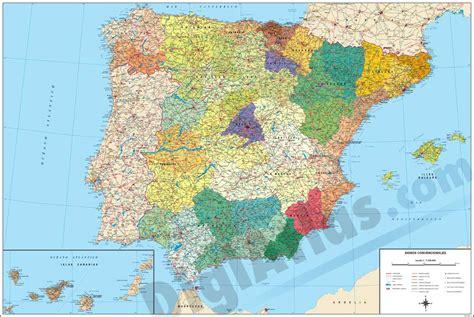 mapamundi fisico politico mapas posters mundo y espa a mapa de espa 241 a fisico
