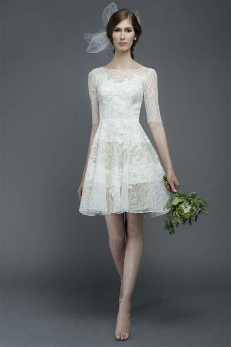 Schlichte Kurze Brautkleider by Simple Wedding Dresses