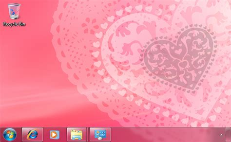 love themes for pc windows 7 desktop fun show your valentine s day love with these