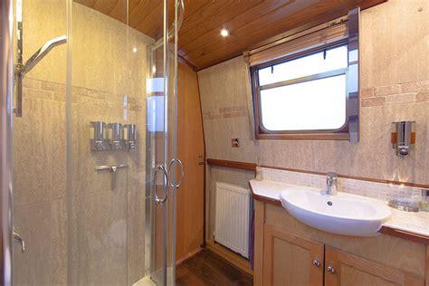 pontoon boat shower guide to installing a shower on a narrowboat shower