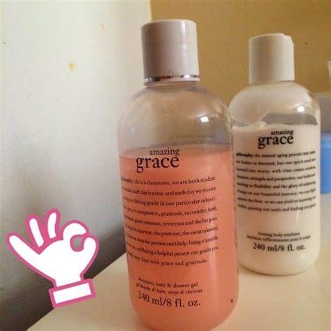 Amazing Grace Shampoo Bath Shower Gel philosophy amazing grace perfumed shampoo bath amp shower
