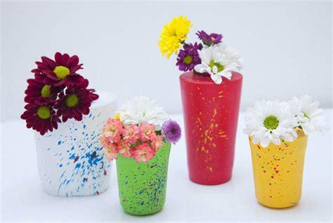 decoração em garrafa bexiga como fazer vasinhos coloridos bexigas bbel