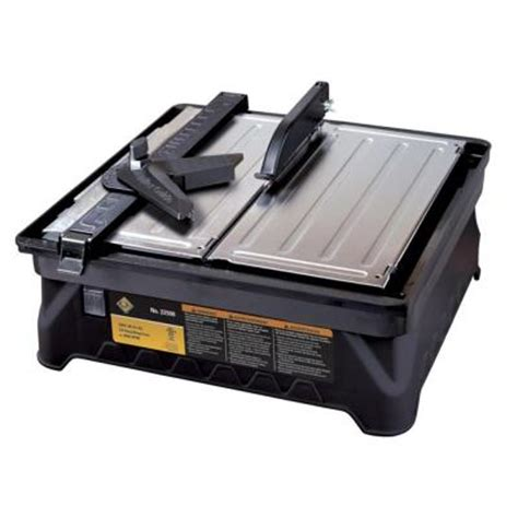 home depot 3 4 hp tile saw customer reviews product