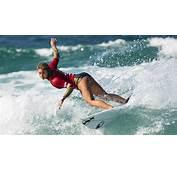 Hot Surfing Girl HD Wallpaper