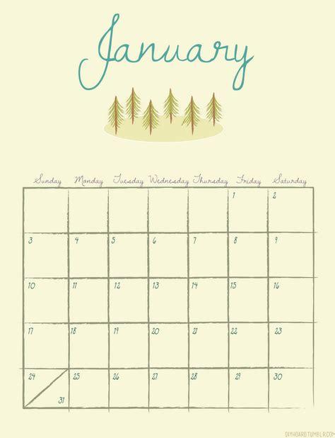printable tumblr 2016 calendar printable tumblr