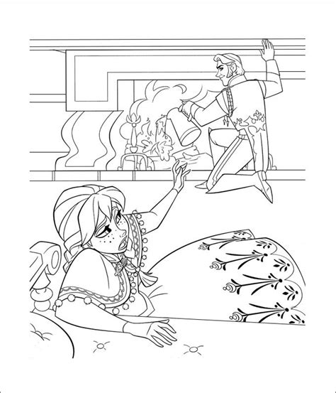 frozen coloring pages free download 30 frozen coloring page templates free png format