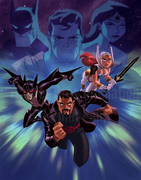 justice league gods and monsters on itunes bill dunn animation paint blog