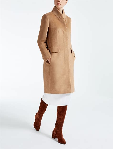 camel color coat max mara fall winter 2017 2018