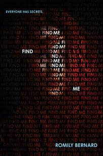 Find Me A Find Me Find Me 1 By Romily Bernard Reviews